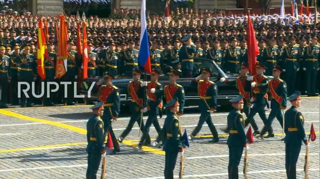 Nga trình diễn hàng trăm khí tài trong lễ duyệt binh mừng ngày Chiến thắng - 60