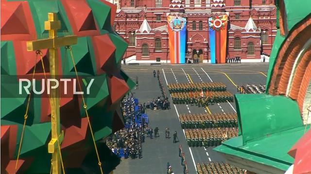 Nga trình diễn hàng trăm khí tài trong lễ duyệt binh mừng ngày Chiến thắng - 31