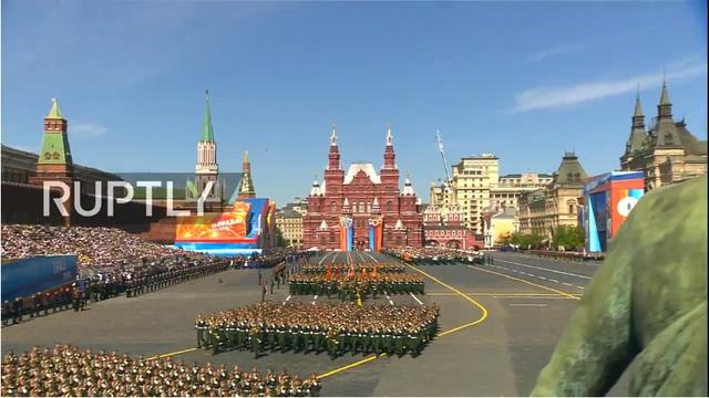 Nga trình diễn hàng trăm khí tài trong lễ duyệt binh mừng ngày Chiến thắng - 28