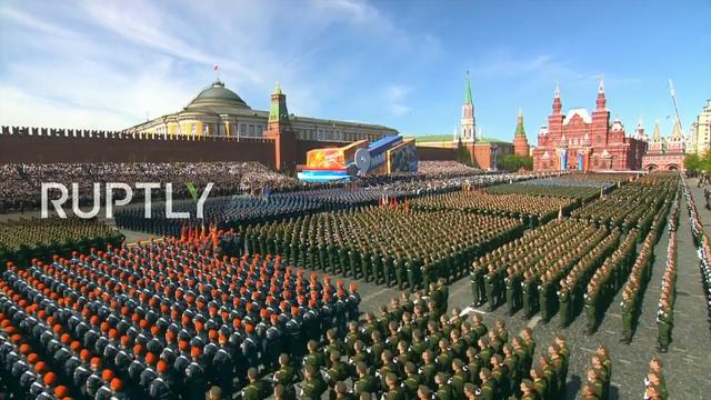Nga trình diễn hàng trăm khí tài trong lễ duyệt binh mừng ngày Chiến thắng - 52