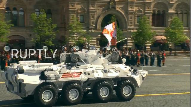 Nga trình diễn hàng trăm khí tài trong lễ duyệt binh mừng ngày Chiến thắng - 23