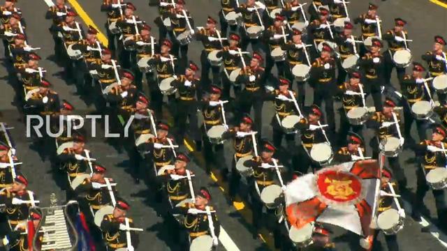 Nga trình diễn hàng trăm khí tài trong lễ duyệt binh mừng ngày Chiến thắng - 44