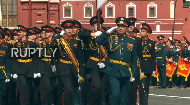 Nga trình diễn hàng trăm khí tài trong lễ duyệt binh mừng ngày Chiến thắng - 45