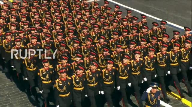 Nga trình diễn hàng trăm khí tài trong lễ duyệt binh mừng ngày Chiến thắng - 46