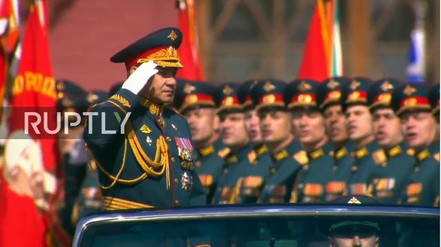 Nga trình diễn hàng trăm khí tài trong lễ duyệt binh mừng ngày Chiến thắng - 57