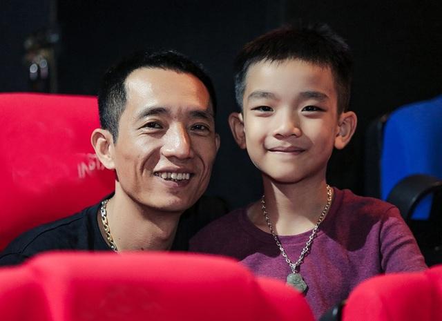Chồng và con trai của ca sĩ Nguyễn Hải Yến