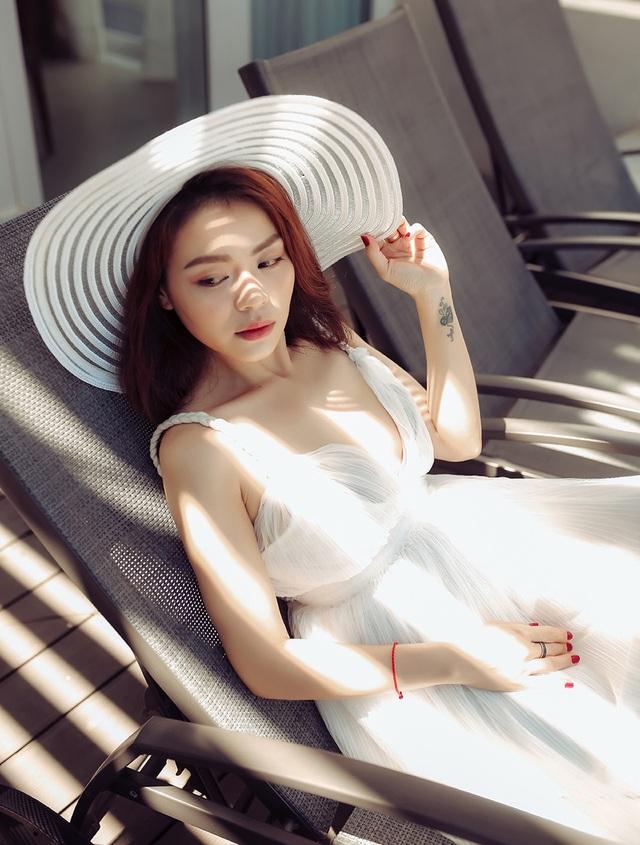 Nguyễn Hải Yến nóng bỏng với ảnh nude trong bồn tắm, tâm sự đàn bà tuổi 30 - 5