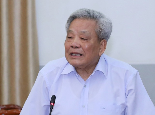 Ông Nguyễn Túc: Trung ương cần đánh giá cụ thể chuyện mua bán chức quyền hiện đến đâu, ở mức nào.