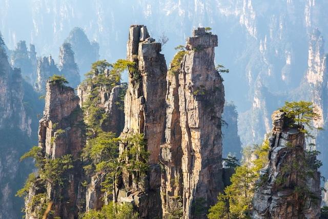 10 công viên quốc gia nổi tiếng nhất Trung Quốc - 1
