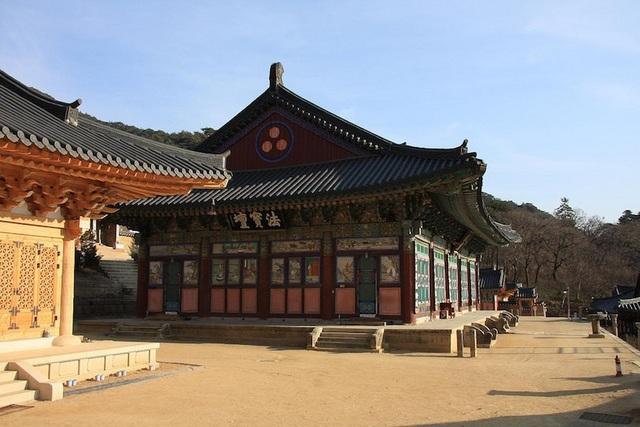 Những ngôi chùa phật giáo nổi tiếng nhất thế giới - 1