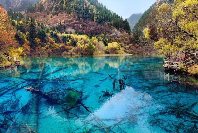 10 công viên quốc gia nổi tiếng nhất Trung Quốc - 2