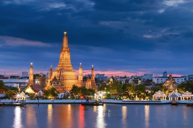 Những ngôi chùa phật giáo nổi tiếng nhất thế giới - 2