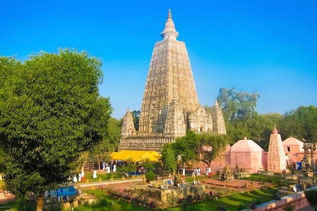 Những ngôi chùa phật giáo nổi tiếng nhất thế giới - 7