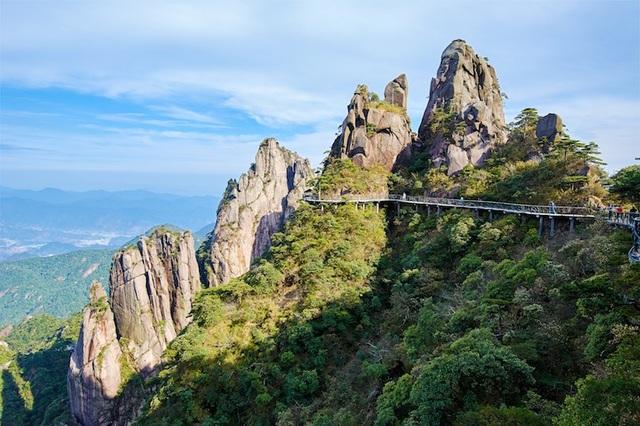 10 công viên quốc gia nổi tiếng nhất Trung Quốc - 8