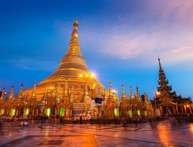 Những ngôi chùa phật giáo nổi tiếng nhất thế giới - 8