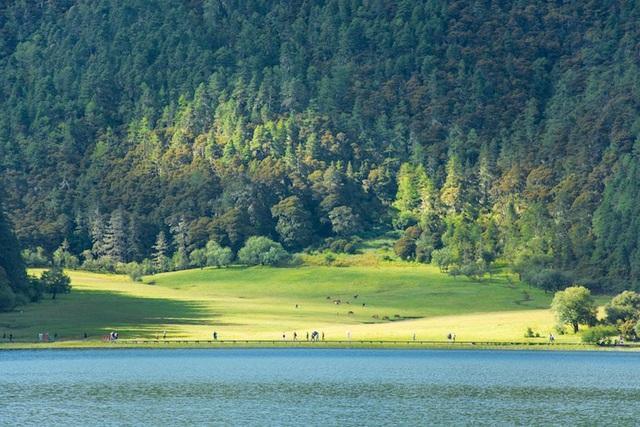 10 công viên quốc gia nổi tiếng nhất Trung Quốc - 9
