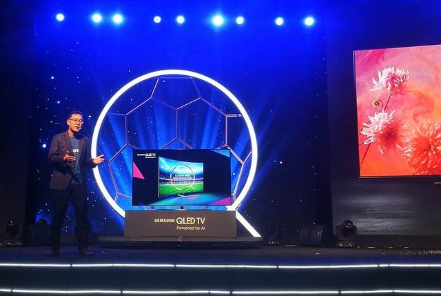Ông Kim Cheol Gi, Tổng Giám đốc của Samsung Vina
