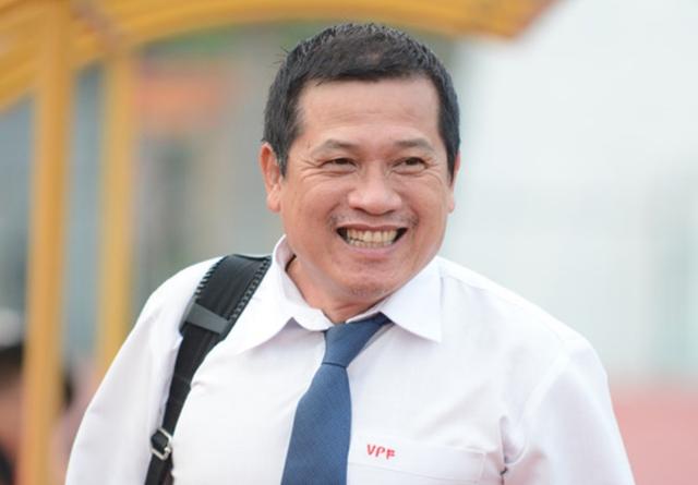 Phó Ban trọng tài Dương Văn Hiền