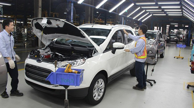 """Xe lắp ráp """"thâu tóm"""" thị trường, bán tải Ford Ranger hết thời làm """"vua"""" ở Việt Nam - 3"""