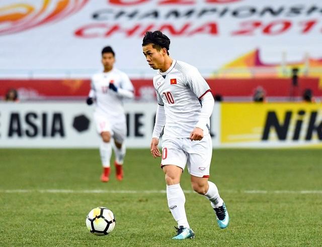Công Phượng tự tin về cơ hội đánh bại U23 Uzbekistan