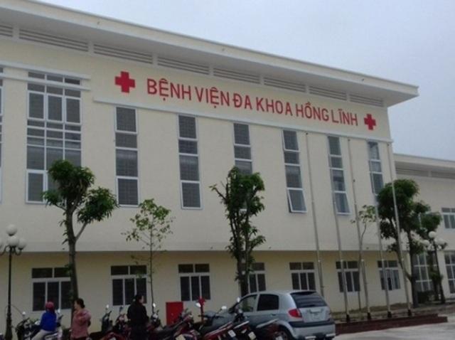 Bệnh viện đa khoa Hồng Lĩnh quyết định bãi bỏ phí gửi xe ô tô cho bệnh nhân