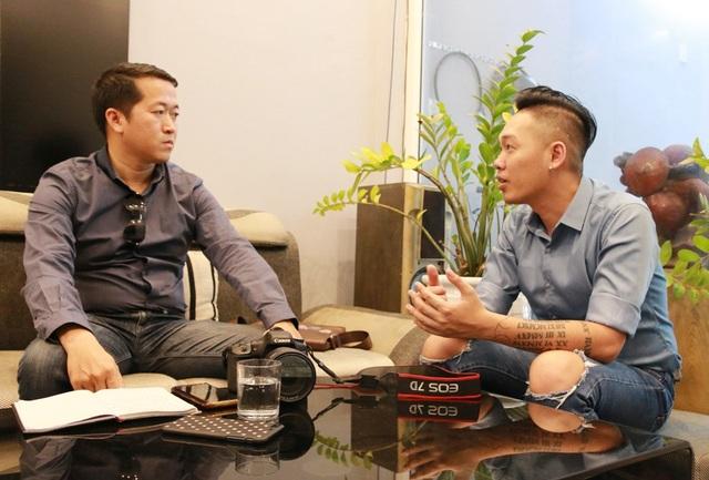 PV phỏng vấn doanh nhân trẻ 9X tài năng - Nguyễn Thiện Thông