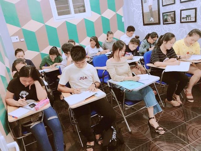 Những lớp học tại KENT Academy luôn tràn đầy năng lượng tích cực