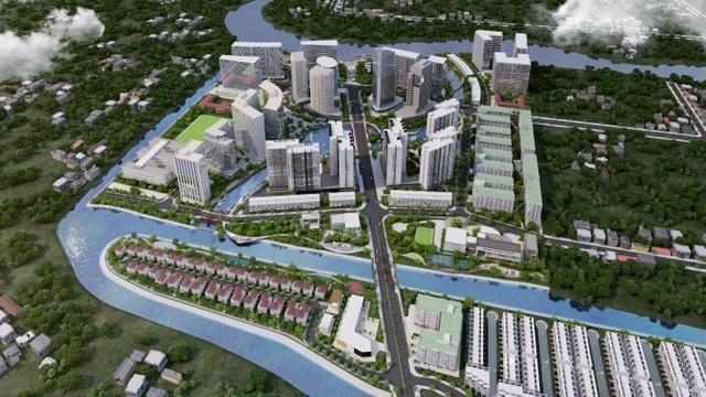 4 điểm nhấn ấn tượng của Khu đô thị Mizuki Park - 1