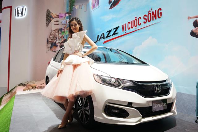  Mẫu xe Jazz vừa được Honda nhập khẩu từ Thái Lan về Việt Nam