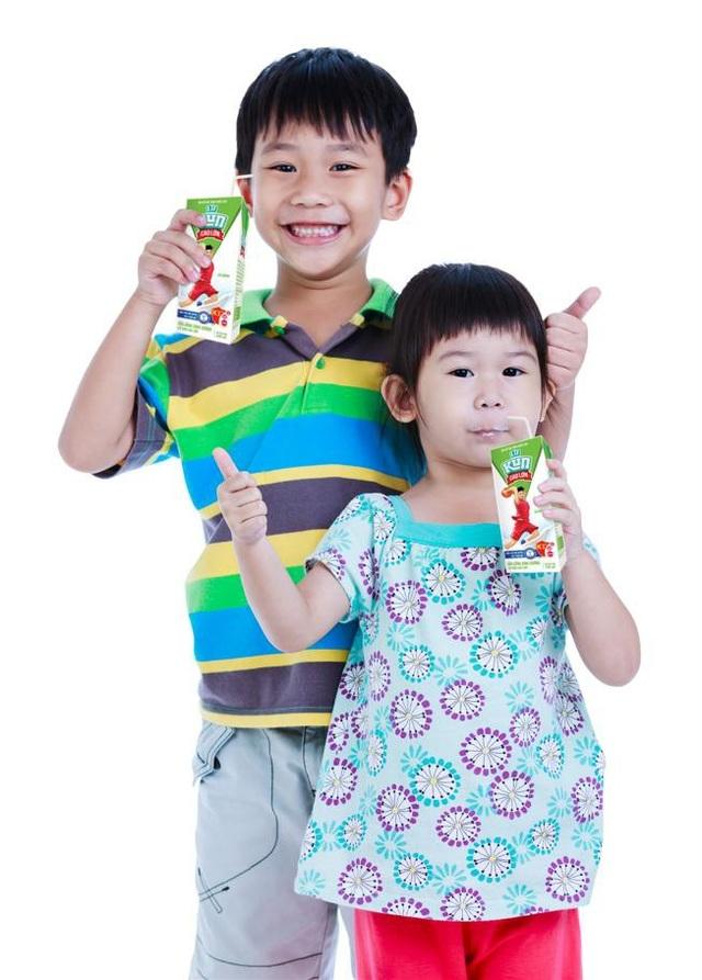 Đã chứng minh thành công công thức sữa chứa vitamin K2 giúp trẻ cao nhanh hơn 18,2% - 1