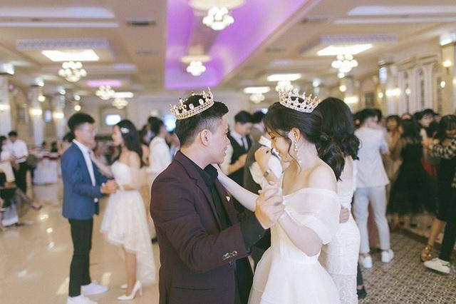 Cặp đôi King – Queen Tuấn Đạt và Lan Vi