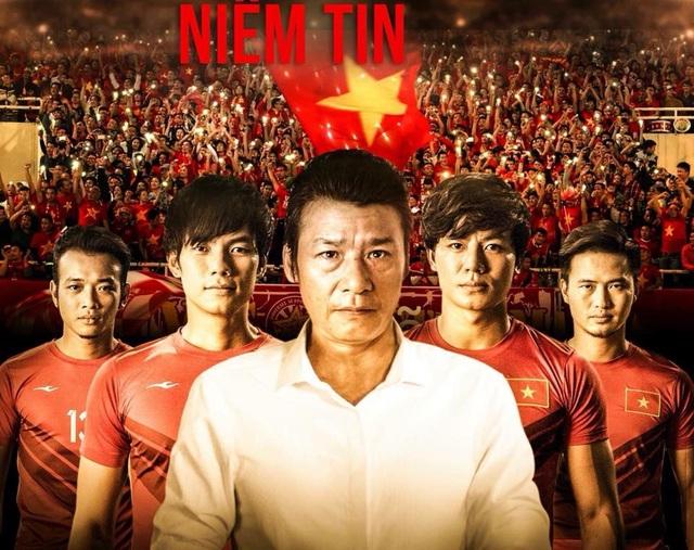 Võ Hoài Nam trong phim mới.