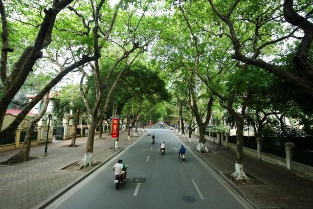 Đường Phan Đình Phùng.