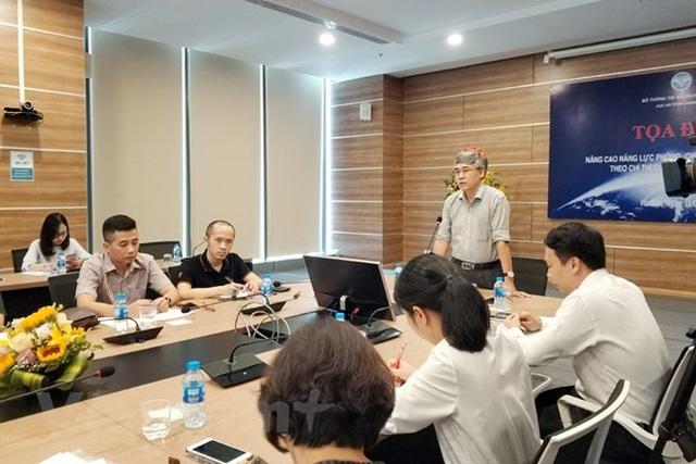 Ông Nguyễn Thanh Hải, Cục trưởng, Cục ATTT.