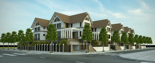 """Fairy Town đang được coi là dự án """"hot"""" tại trung tâm TP. Vĩnh Yên"""