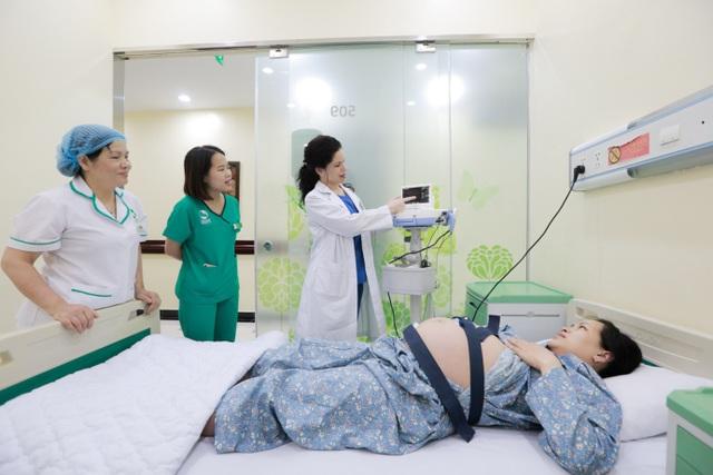 Việc lựa chọn nơi sinh và bác sĩ đỡ đẻ uy tín, tin cậy là rất cần thiết