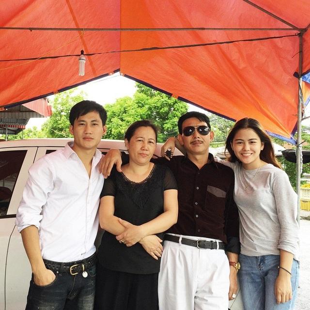 Một số hình ảnh về gia đình chú Minh