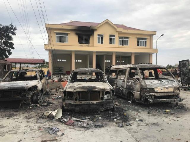 Bộ Công an yêu cầu xử lí nghiêm những đối tượng cầm đầu vụ gây rối ở Bình Thuận - 3