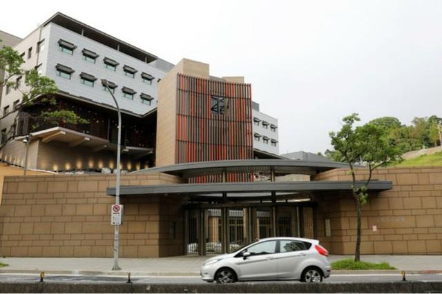Văn phòng đại diện mới của Mỹ tại Đài Loan (Ảnh: Reuters)