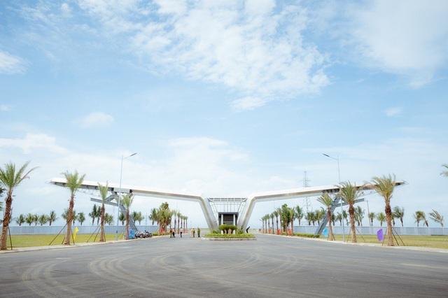Nhà máy Vsmart sẽ được đầu tư xây dựng tại Tổ hợp sản xuất ô tô VinFast ở khu kinh tế Đình Vũ – Cát Hải (Hải Phòng)