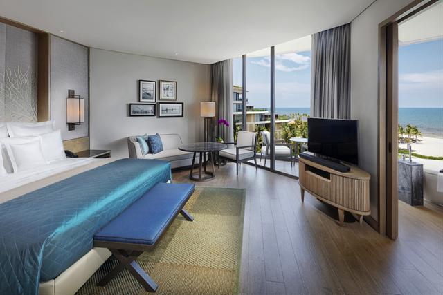 Phòng Resort Classic hướng biển tại InterContinental Phu Quoc Long Beach Resort