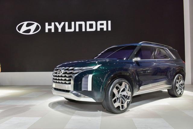 HDC-2 Grandmaster hé lộ phong cách thiết kế mới của Hyundai - 4