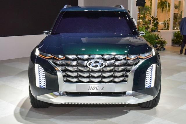 HDC-2 Grandmaster hé lộ phong cách thiết kế mới của Hyundai - 3