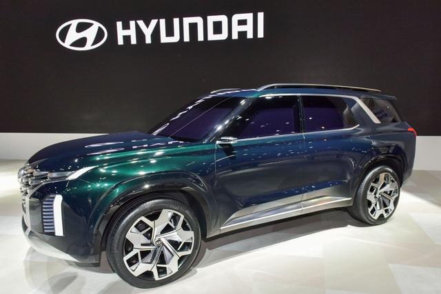 HDC-2 Grandmaster hé lộ phong cách thiết kế mới của Hyundai - 2