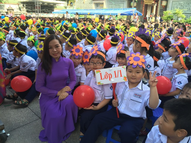 Cô giáo tiểu học ra MV âm nhạc về bảng chữ cái tiếng Việt - 3
