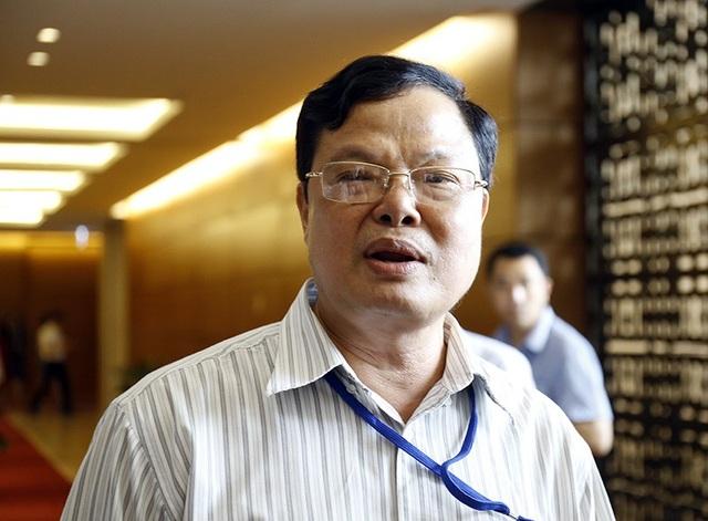 Ông Phạm Trọng Đạt - Cục trưởng Cục Phòng chống tham nhũng (Ảnh: Như Phúc)