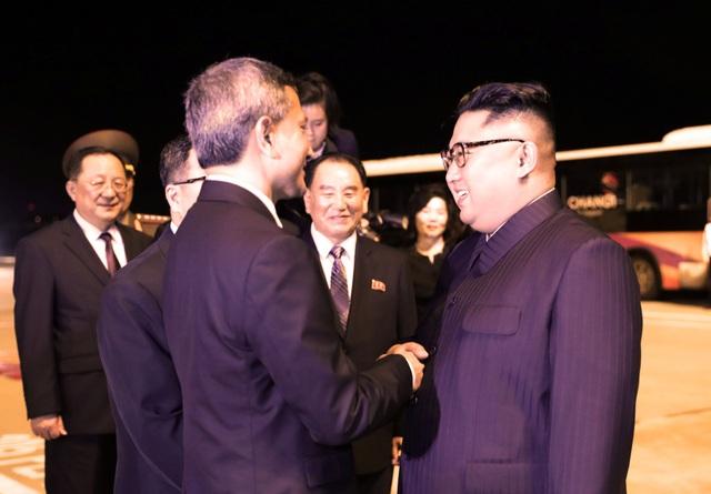 Nhà lãnh đạo Kim Jong-un đã gửi lời cảm ơn tới sự đón tiếp của Singapore trong vai trò là nước chủ nhà của thượng đỉnh Mỹ - Triều.