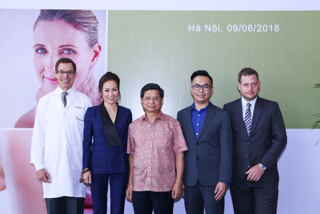 Sự góp mặt của Ông Đặng Văn Chính – Chánh Thanh tra Bộ Y Tế