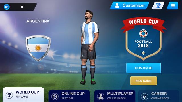Những game bóng đá với đồ họa đẹp mắt để hòa cùng không khí World Cup - 1