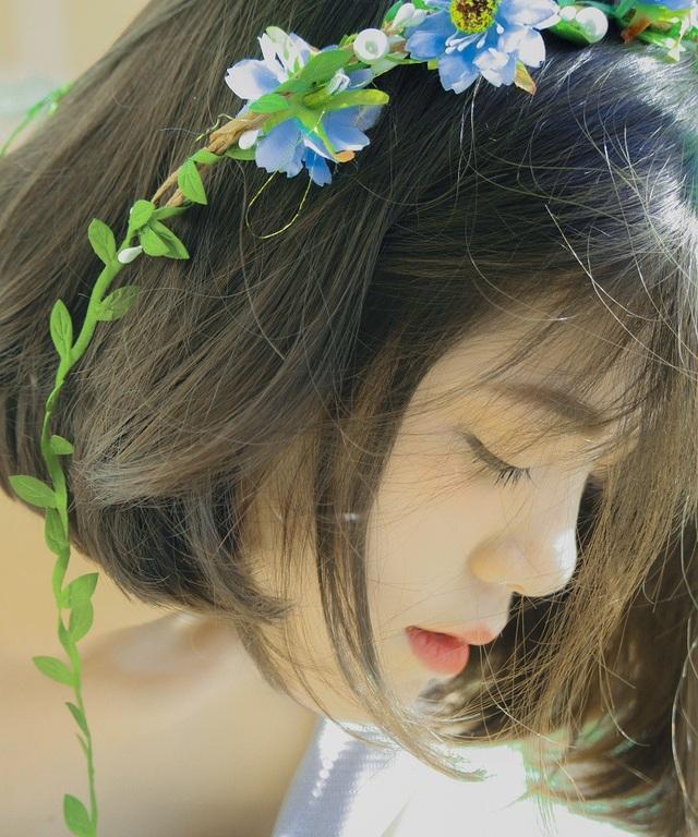 Nét đẹp mảnh mai, xinh xắn của thiếu nữ Bắc Giang - 12